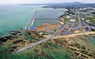 沖縄、基地移設巡り県民投票 反対票が多数