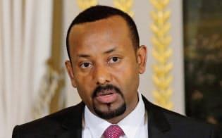 エチオピアのアビー首相は、同国の経済モデルを変えようとしている=ロイター