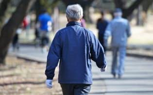 都市部での単身高齢者の増加が目立つ