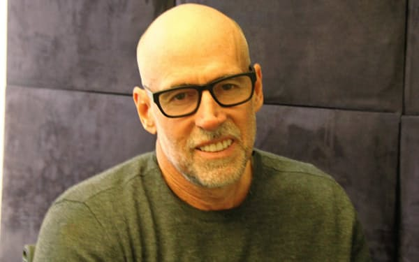 スコット・ギャロウェイ ニューヨーク大学教授                                                   Scott Galloway