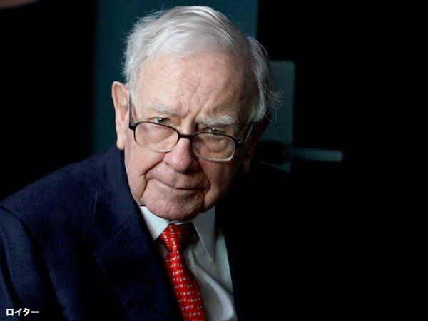 ウォーレン・バフェット氏は、長期的に有望な会社は、値段が高過ぎて買えないという=ロイター