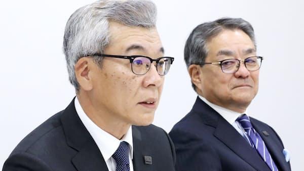 川合氏「社内に改革の風」 日特、社長交代を発表