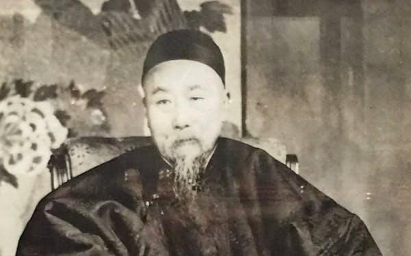 1895年、日清戦争の終結を目指した下関条約締結の際、清国全権として来日した李鴻章