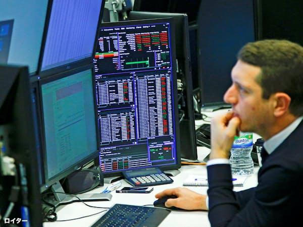 アイルランドの大手銀行株は今年の欧州銀行の上昇相場に乗り遅れた=ロイター