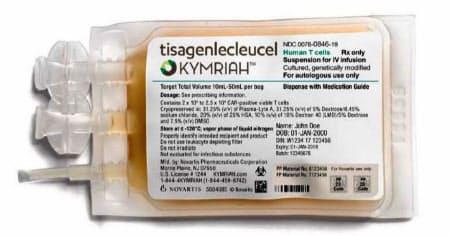 ノバルティスのCAR-T療法の白血病治療薬「キムリア」