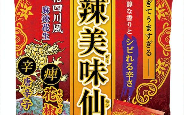 岩塚製菓の「麻辣美味仙」