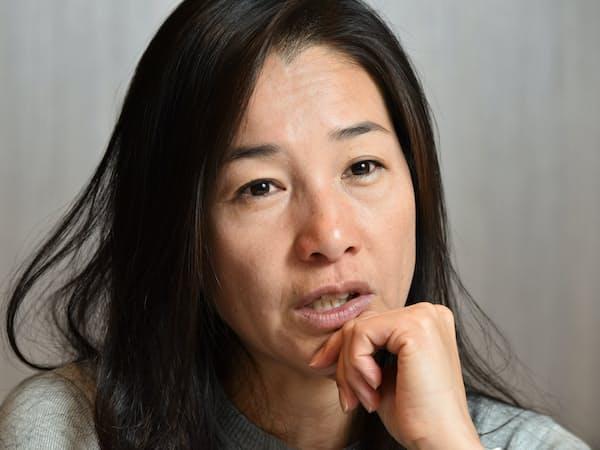 伊達公子さんは「日本の現状では世界で通用する選手を育てるのは難しい」と指摘する
