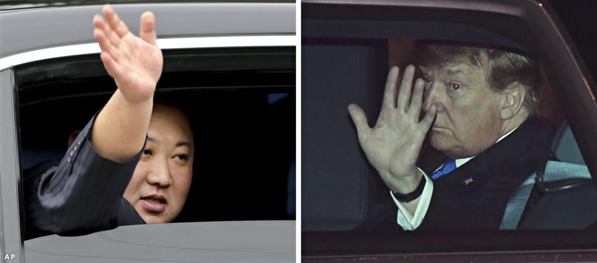 米朝首脳、8カ月ぶりの会談へ