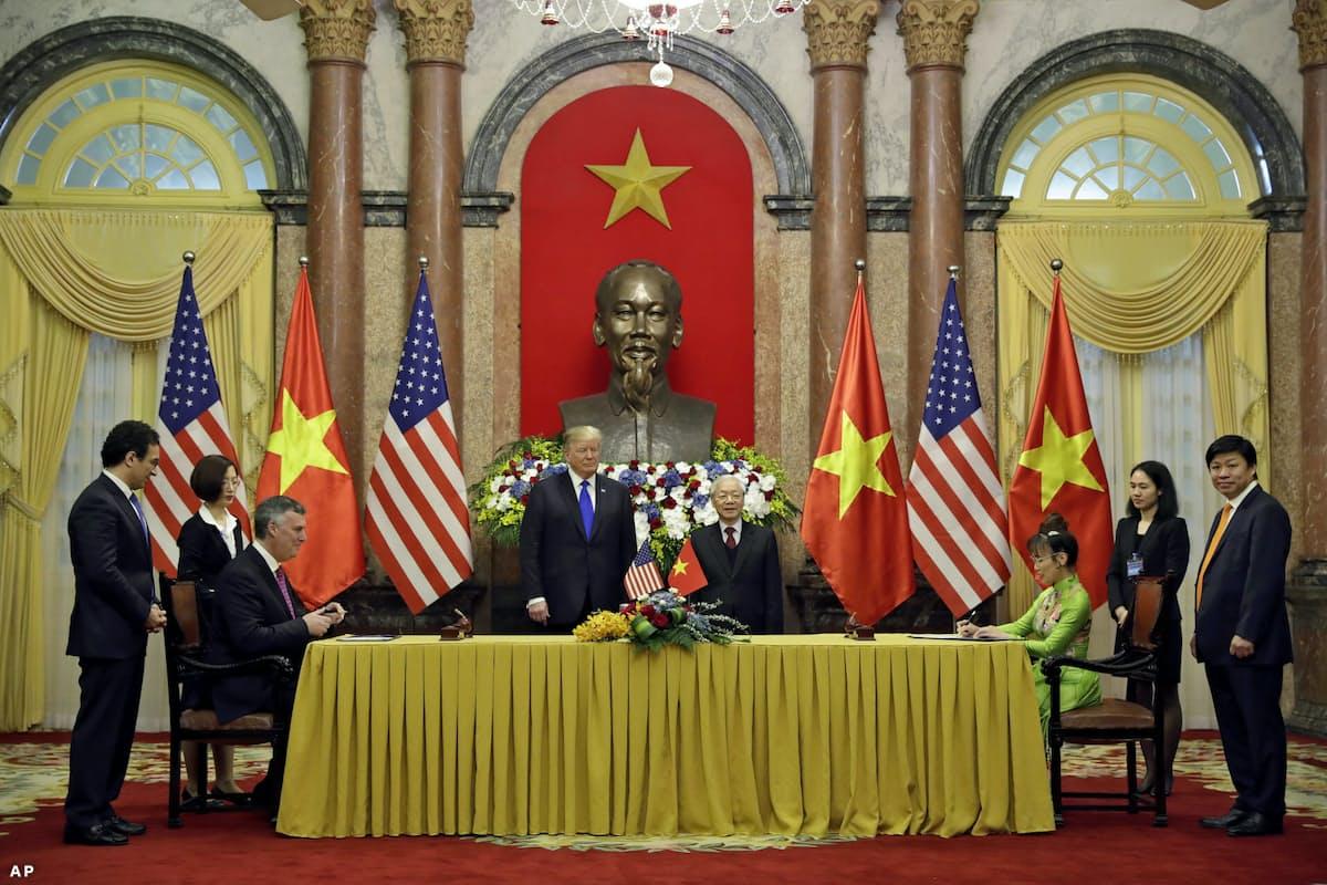 ベトナムのLCC最大手、米航空機100機購入