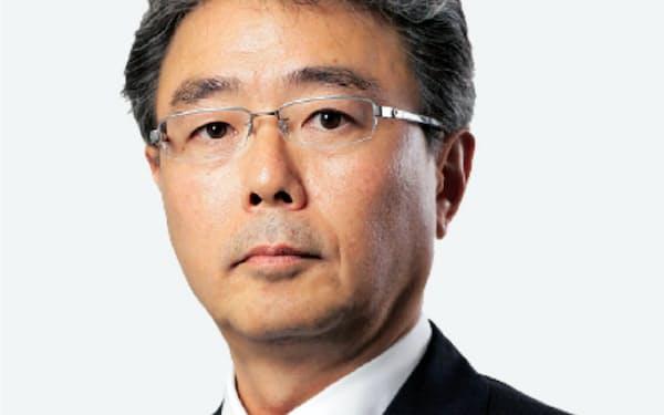 クレディセゾンの新社長に就任する山下昌宏氏