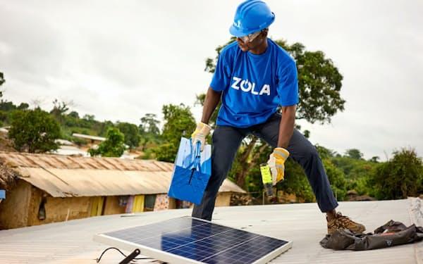 ビジネスを生み出し続ける力が課題に(アフリカの太陽光発電事業)
