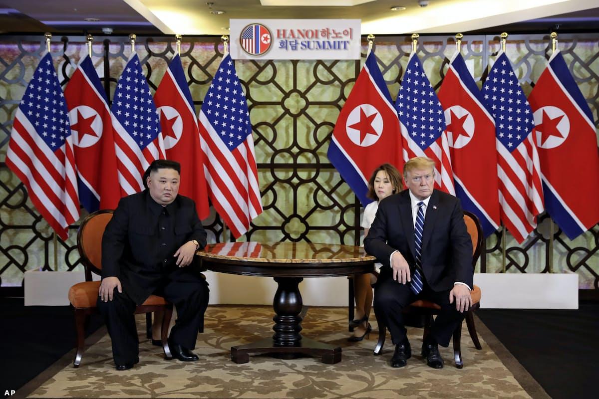 2日目の首脳会談始まる