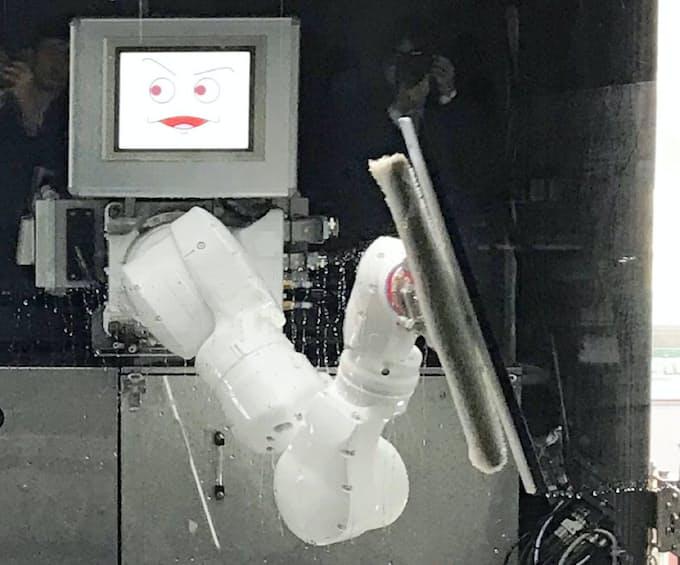 拭き ロボット 窓