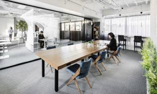 東京電力HDが出店したシェアオフィスの1号店「SoloTime八王子」(画像はイメージ)