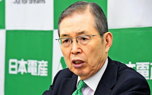 永守氏は自身の後継候補として日産の関氏を日本電産に迎える