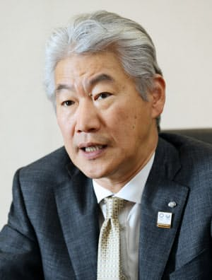 永井浩二 野村ホールディングス グループ最高経営責任者(CEO)