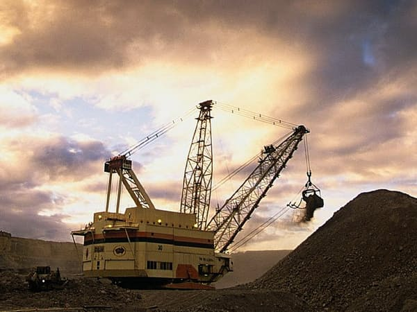 グレンコアは石炭生産量を据え置く方針を表明(豪州にある同社の石炭鉱山)