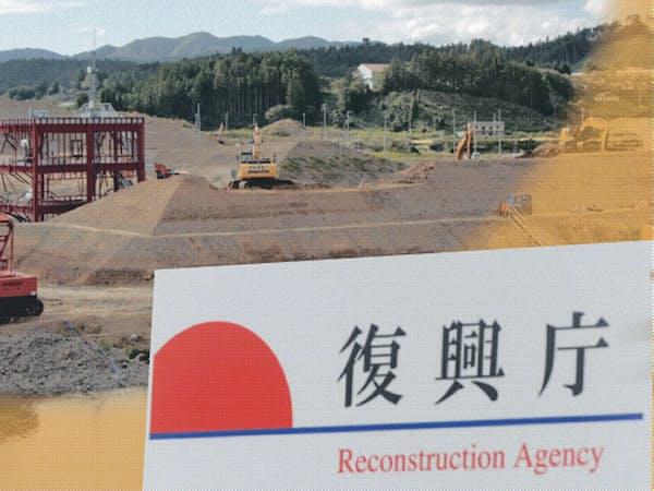 復興庁 存続へ 震災8年