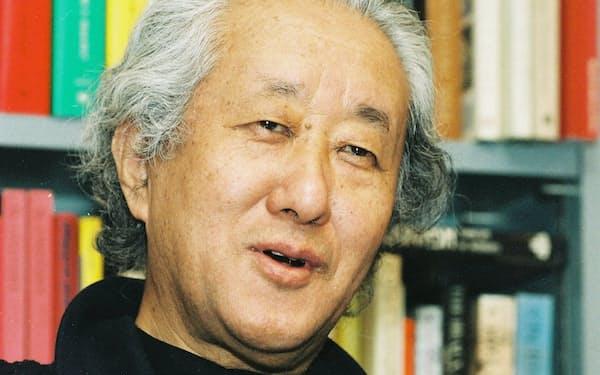 米プリツカー賞の今年の受賞者に選ばれた磯崎新さん