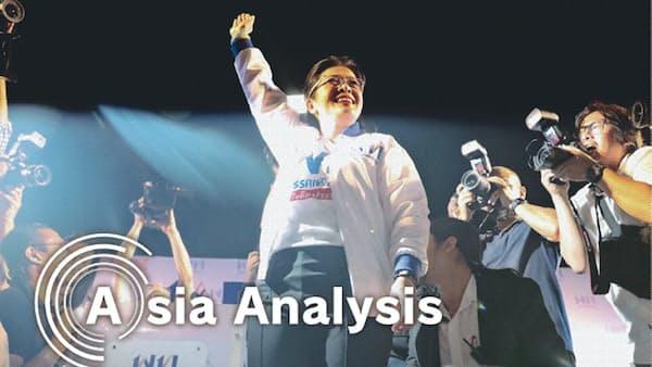 タイ総選挙、エスカレートする大衆迎合の落とし穴