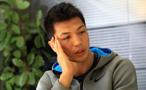 村田は「しっくりいっていない感じはずっとあった。それでも結果が出ていたので、ちゃんと自分と向き合ってこなかった面もある」と、これまでのボクシングを振り返った