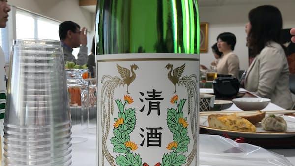天皇陛下の御用酒(写真でみる永田町)