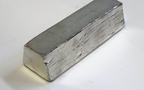 投機マネーがインジウムの相場変動を増幅させる