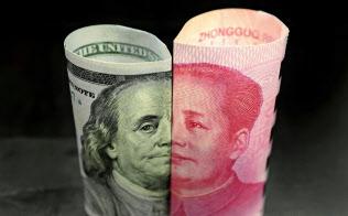 米国の貿易赤字は、全体の半分弱を占める対中国が2年連続で過去最大となった