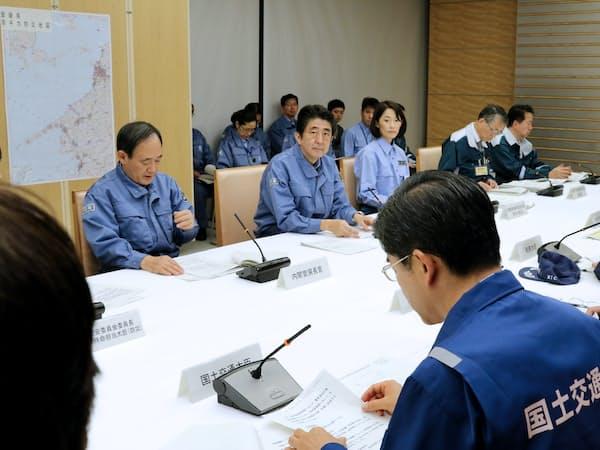 首相官邸を司令塔とする危機管理体制は整備されたが、防災・減災へ不断の努力が求められる
