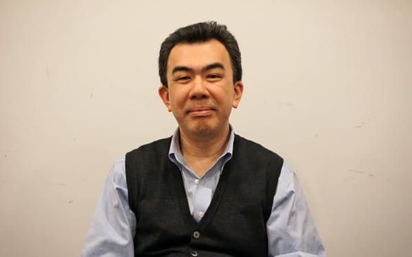 東京大学・越塚登教授