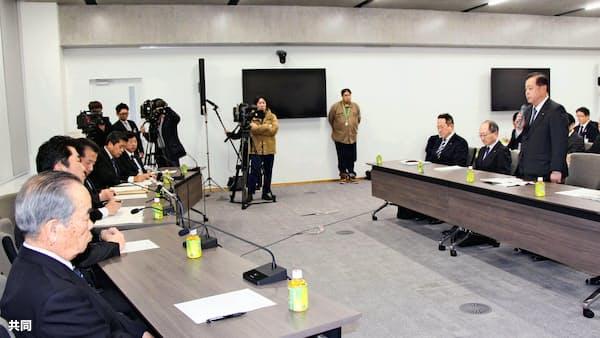 日本原電が東海第2再稼働方針 周辺自治体の了解難題