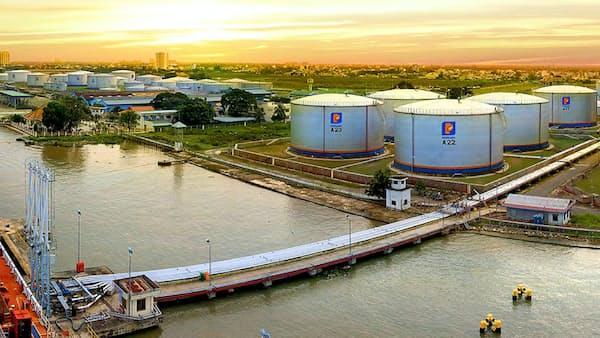 ベトナム、国営石油2社LNG輸入へ