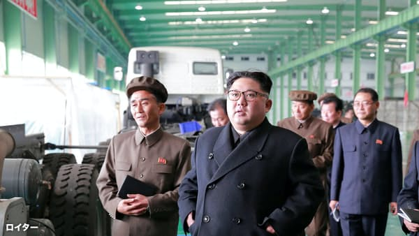 北朝鮮、民間施設で弾道ミサイルの開発継続