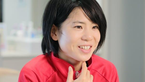 女子マラソン鈴木亜由子 自信を胸に大一番へ
