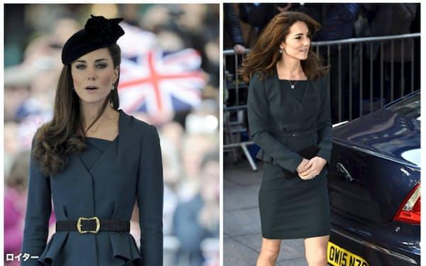 LKベネットは英キャサリン妃の愛用ブランドとして知られていた=ロイター