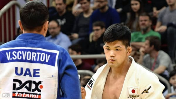 大野と橋本、いざ一騎打ち 柔道男子73キロ級