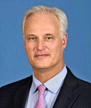 ドイツ機械工業連盟(VDMA )のカールマルティン・ヴェルカー会長