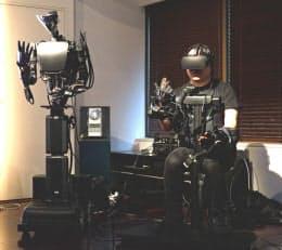ヒト型ロボット開発のメルティンMMIは約20億円の出資を受けた