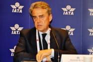 航空貨物市場は逆風が吹いている(アレクサンドル・ド・ジュニアックIATA事務局長)