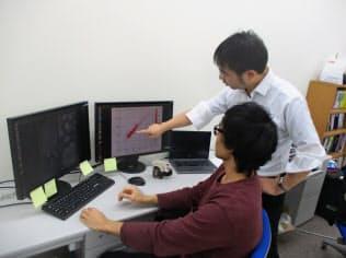 帝京大学はMRIの画像をAIで解析し、脳腫瘍を判別する技術を開発した(東京都板橋区の帝京大)