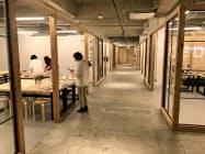 3階では「ものづくりワークショップ」を開く(横浜市)