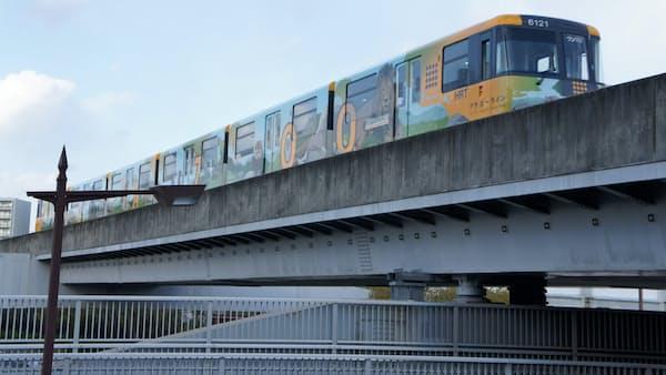 新交通システムにゾーン均一運賃 広島市が検討