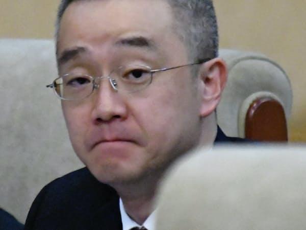 胡錦濤前国家主席の長男である胡海峰氏
