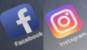 「フェイスブック」や「インスタグラム」で障害が発生している