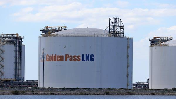 千代田化工の命運握るカタール、LNG首位死守へ攻勢