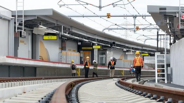 JR西日本 大都市路線、再編の始まり