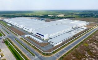 SMCは成長投資を重視してきた(ベトナムの工場)