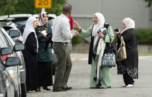 ニュージーランドの2つのモスクで乱射事件が起きた(クライストチャーチ)=ロイター