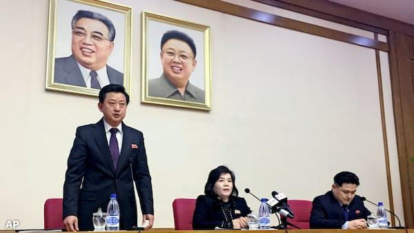 北朝鮮、非核化交渉の中断示唆 正恩氏が近く声明