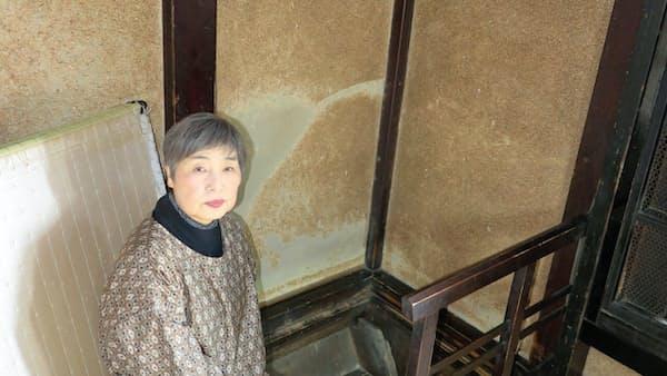 鉄舟の危機救った茶屋守る 手塚喜和子さん